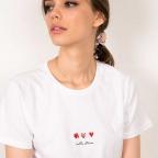 T-Shirt Bella Storia Blanc