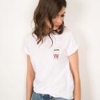 T-Shirt Loverdose Blanc