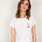White T-Shirt Loverdose