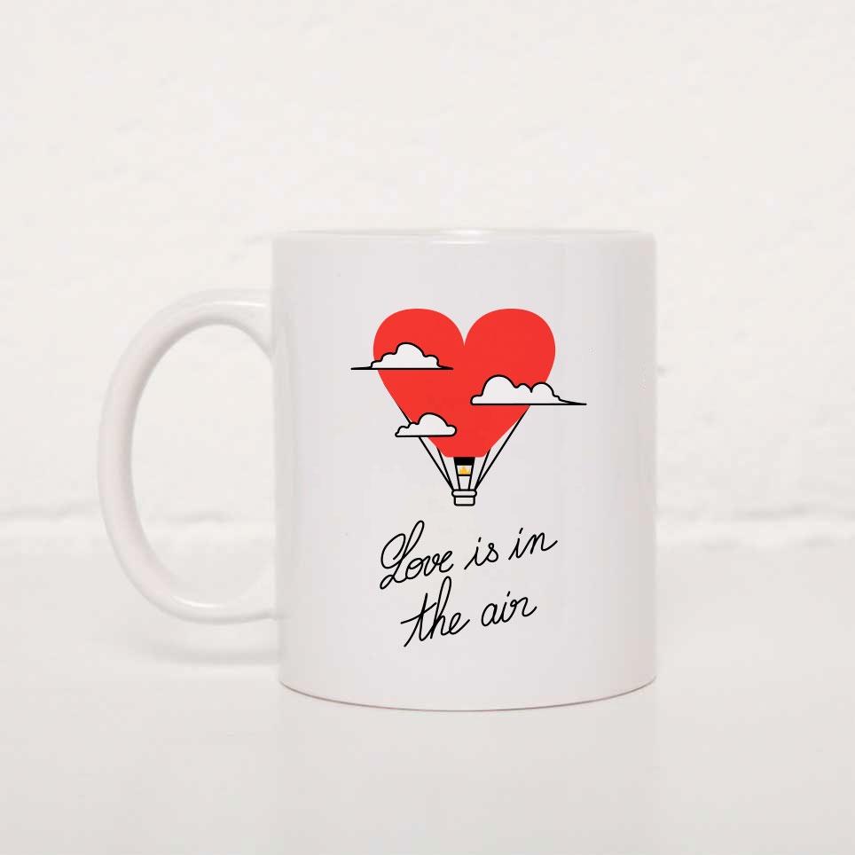 Tasse Love is in the air