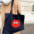 Black Tote Bag Vanessa