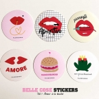 Pack Belle Cose Stickers