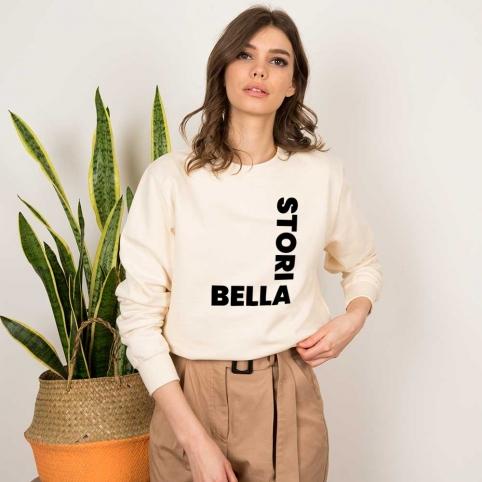 Sweat Bella Storia Crème