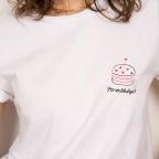 T-Shirt Hamourburger Blanc