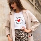 T-Shirt Vita Blanc