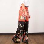 Pantalon Oscar Rouge