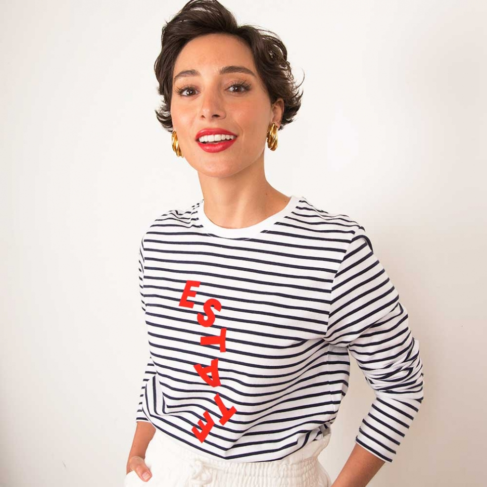 T-shirt Marinière ESTATE