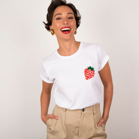 T-shirt Fragola