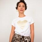 T-shirt Lucio Gold