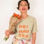 T-Shirt Primavera Vert Sauge