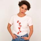 T-shirt ESTATE Rose