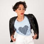 T-Shirt Lucio Bleu Ciel