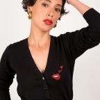 Cardigan Martina Loves noir