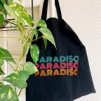 Black Tote Bag Paradiso