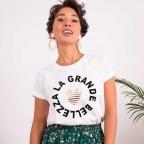 T-Shirt La Grande Bellezza Blanc