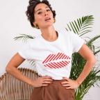 White T-Shirt Marina