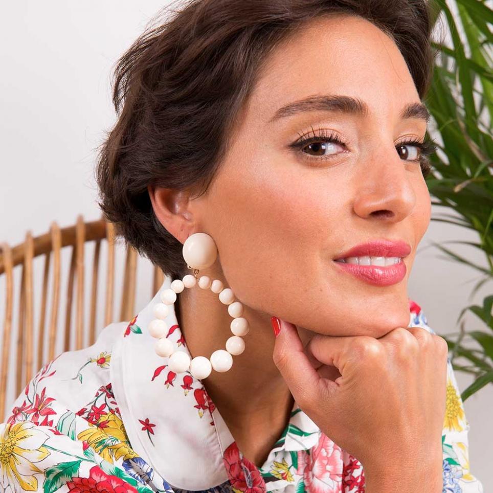 Off-white Earrings Soleil