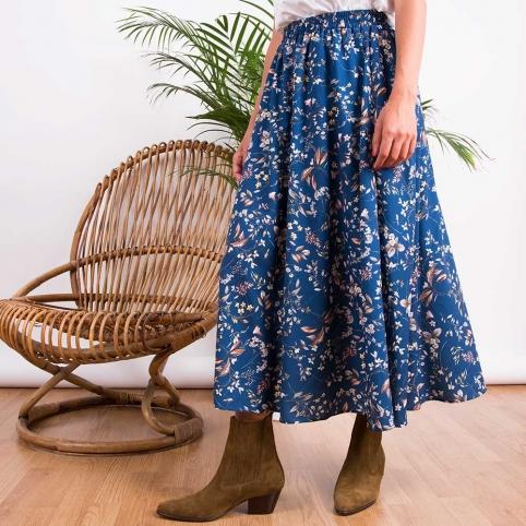 Blu Skirt Stella