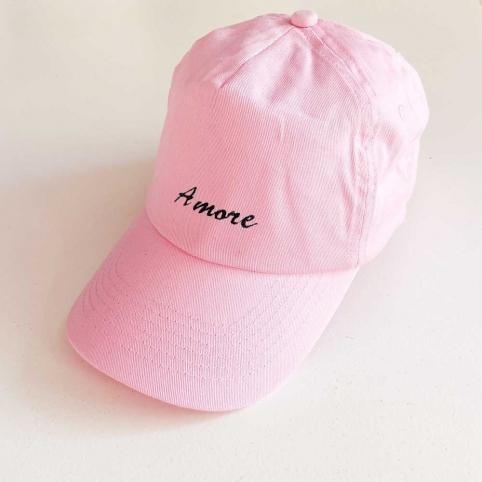 Pink Cap Amore