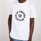 T-Shirt La Grande Bellezza Blanc Homme
