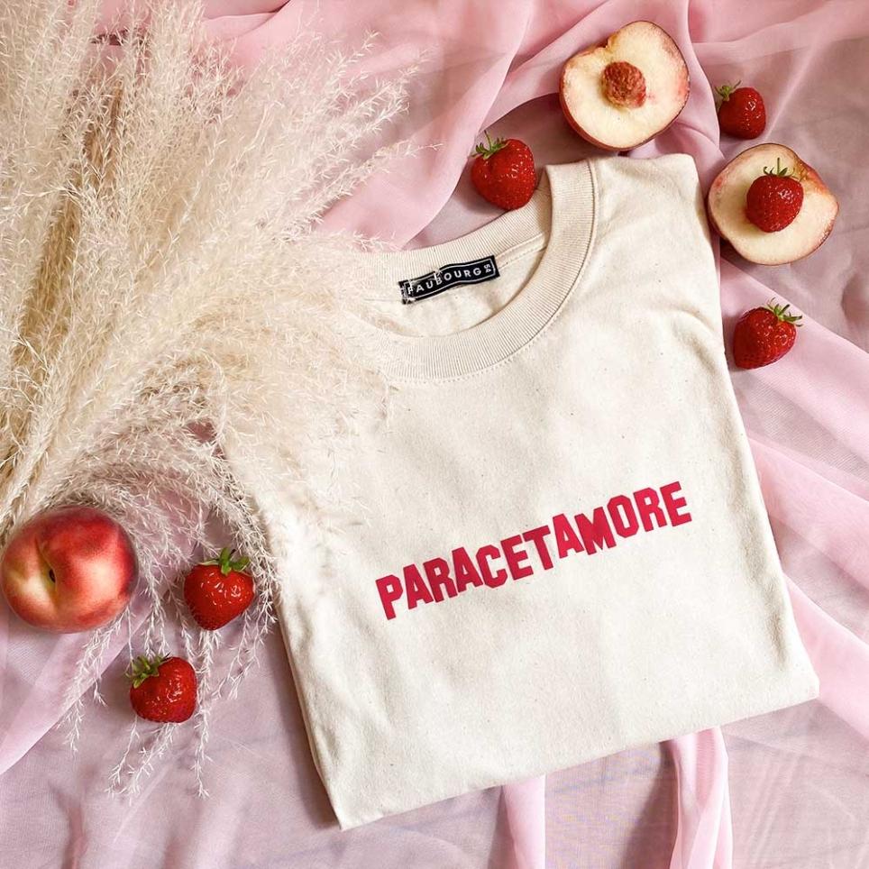 T-shirt Paracetamore