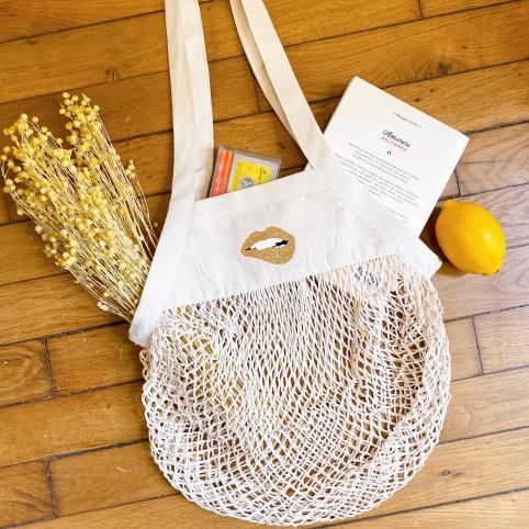 Bag Martina Gold