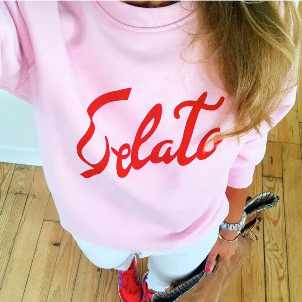 Sweat Gelato Rose by LesFutiles