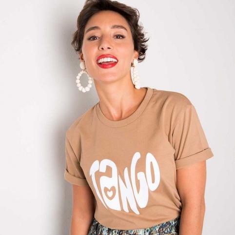 T-Shirt Camel Tango