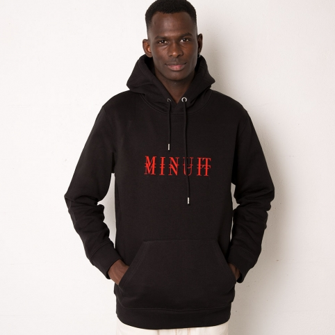 Black Sweatshirt Minuit