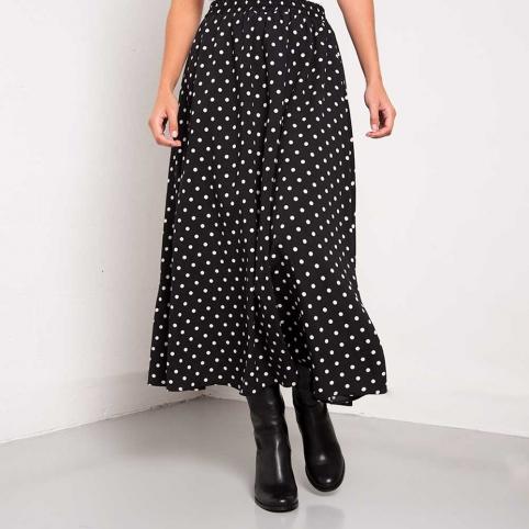 Leopard Stella Skirt