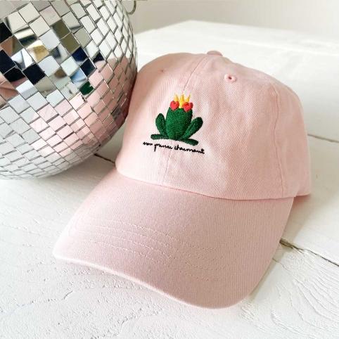 Pink Cap Giorgio