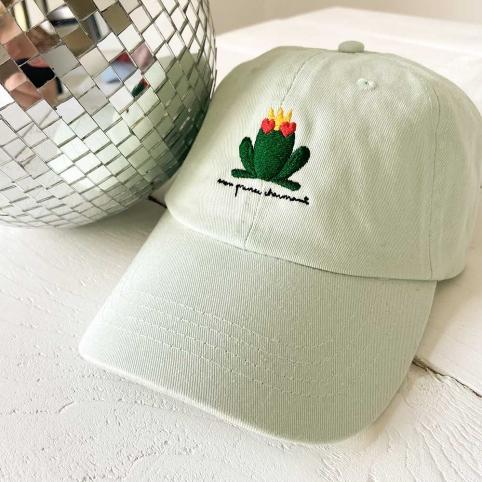 Green Cap Giorgio